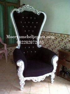 Kursi Sofa Princes Black